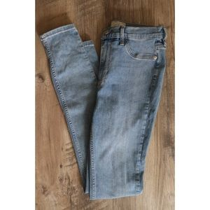 FP Light Wash Long & Lean Skinny Jeans